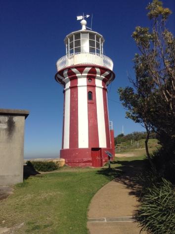 Hornby Lighthouse South Head