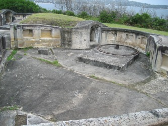 Fortifications Middle Head