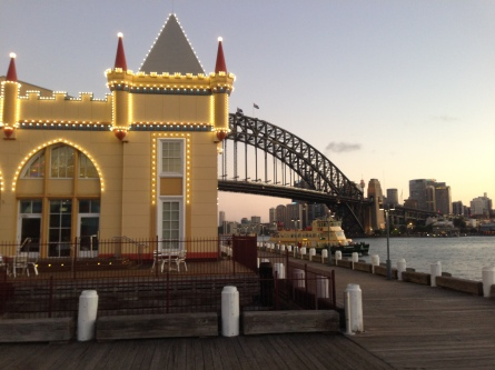Luna Park Milsons Point
