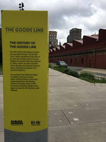 The Goods Line Pymont